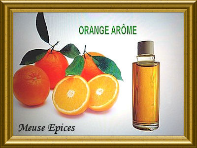 Orange arôme